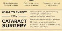 Cataracts / http://vivideyecare.ca/