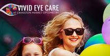 Optometrist - Cranston, AB / Book your next eye exam at Vivid Eye Care @ Cranston Market Optometry.  Eye exams, Designer Eyewear, Sunglasses, Contact Lenses! http://vivideyecare.ca/