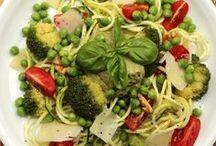 summer dishes / Sommergerichte / Gerichte, die mit ihrer sommerlichen Leichtigkeit inspirieren.....