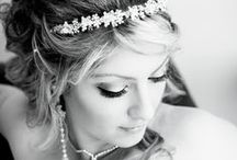 Bridal Bliss / Bridal portraits, ideas, dresses, poses, hair, nails, jewelry / by Everley Photography