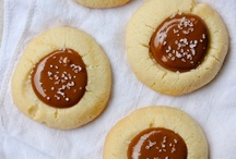 Cookie Monsteress / All Peanut Butter Cookies are on my 'Peanut Butter Freak, I am' Board.  All cookies with 'Nutella are on my Nutella Freak, I am' board. / by Lisa