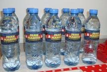 Etiquetas para personalizar bebidas