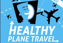 Travel Healthy! / Travelling can be risky for your health. Travel safe. Travel healthy!