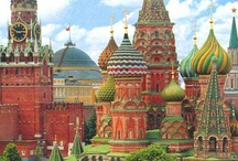 TRAVEL > RUSSIA / by Normandee Kinard