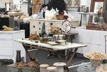 Brocanterie / We love flea markets