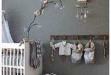 Welcome Baby / Habitaciones para bebés - Nursery's