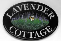 Lavender And Lilac Cottage / Love lavender and Lilac....so  feel the sweet fragrance of these flowers  / by Alix .......