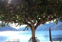 water and mountains / Traumziele und Lieblingsplätze