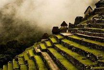 // travel : South America //