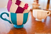 Mad Hatters Tea Party / Are you a lover of Alice in Wonderland and tea parties. Then this is the right place for you.