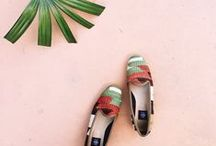 Women's Kilim Loafers / Shoes speak louder than words. Hand-made Kilim loafers!