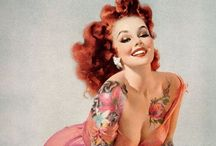 Pin-up / by Cleber Dias