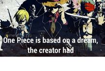 One Piece Theories and Facts / learn more about One Piece!  ~Theories and facts~