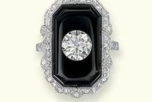Vintage Diamond Engagement Rings / Vintage and antique engagement rings