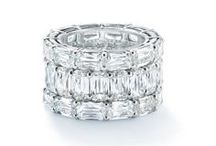 Wedding Bands / Fine jewelry wedding ring bands, diamonds and other gemstones