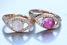Evil Eye Rings / Evil Eye Fine Jewelry Rings