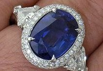 Sapphire Rings / The best fine jewelry Sapphire rings