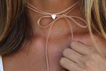 Chokers / Fine jewelry chokers