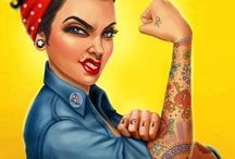 Rockabilly/Pin up/Vintage