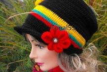 crochet hats / Horgolt  gyermek sapka   http://www.facebook.com/eszter.dozsane