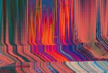 Glitch / Beautiful short-lived faults