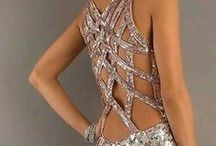 Dress Me in Elegance. / Glamtastic dresses only :) / by Jourdan Rystrom