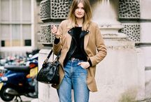 Blue Jeans / Jeans. Fashion perfection. / by Shelley