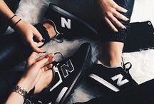 LIFESTYLE / Cool. Casual. Classic.   Put your best foot forward and kick back in a pair of New Balance Classics, today!