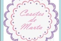 Habitación de Cosetes de Marta / Diseño creativo infantil. Artículos de puericultura diseñados y hechos a mano durante todo el proceso.