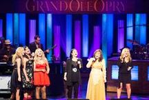 Grand Ole Opry / by Kate Leslie