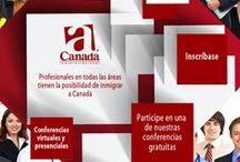 Inmigración a Canadá / Conoce como inmigrar a Canadá, gracias a nuestra filial A Canadá Representaciones, todo sobre el proceso y curiosidades de Canadá
