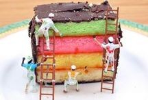 Pam's: Artful Cakes.... / by Pennie & Pam