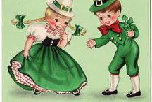 Vintage St. Patricks Day