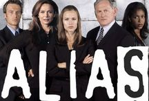 Pam's: TV: Alias / by Pennie & Pam