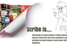 SCRIBE Middlewich Literary Festival / Celebrating the Middlewich Literary Festival and all things local to our beautiful canal town in the heart of Cheshire...