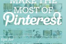Pinterest Perfection / The best tips on succeeding with Pinterest! / by Jourdan Rystrom