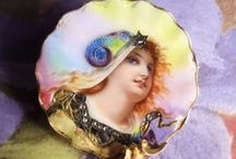 Antique Brooches, Cameos, Vintage Pins / For Sale & Up-To-Date: Antique Brooches & Vintage Brooches, Cameos & Pins -
