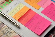 Post-it Notes for Creativity / by Jourdan Rystrom