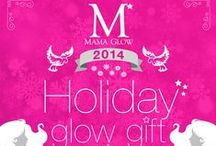 GLOW GIFT GUIDES / Check out our holiday glow picks for mama, papa, baby, and more!