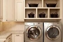 Laundry and Mudrooms / All things wonderful for laundry day