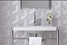Tile Designs / A variety of interesting tile designs and applications