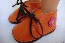 DIY - Poupées chaussures