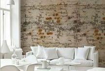 Fascinating Wall Treatments