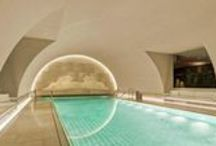Dive into a world of relaxation / Your exceptional spa experience awaits you at Arany Spa.
