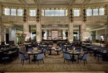 The Bank Brasserie & Bar / Exceptional dining experience in a warm atmosphere.