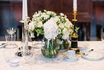 Say it with flowers / Make your wedding special with the right flowers