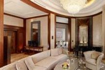 Suites at the Park Hyatt Vienna / Park Hyatt Vienna features 35 Suites in six different categories. Park Suite, Park Suite View, Belle Epoque Suite, Diplomat Suite, Ambassador Suite and Presidential Suite