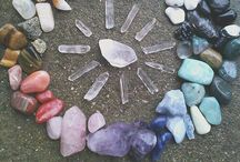 Crystal Healing ✨ / All about crystals, their corresponding chakras/energy centers, and healing methods. / by Jourdan Rystrom