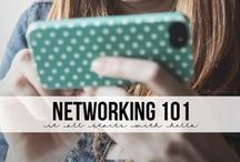 Blog - Networking / by Savannah Patrone - theperfectedmess.com