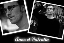 ANNE ET VALENTIN - MEN'S / At Anne et Valentin we make eyewear, that's our roots. We combine our savoir-faire with an equal mix of respect and anti-conformism, to create frames that never betray you.  Find Anne et Valentin at Artisan Optics in Boise Idaho